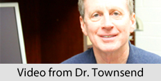 Dr. Townsend says…
